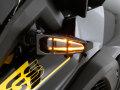 Wunderlich 新型LEDウインカー用プロテクター ショートステー仕様