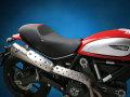 Sargent シート Ducati Scrambler('15-) ソロスタイルシート
