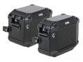 ヘプコ&ベッカー 正規品 サイドケース エクスプローラー Xplorer Black Edition