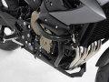 ヘプコ&ベッカー 正規品 エンジンガード YAMAHA XJ6 ブラック