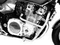 ヘプコ&ベッカー 正規品 エンジンガード YAMAHA XJR1300(-06) クローム