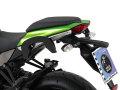 ヘプコ&ベッカー 正規品 サイドソフトケースホルダー(キャリア)「C-Bow」 Kawasaki Ninja1000('11-)