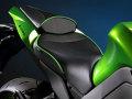 Sargent シート Kawasaki Ninja 1000 / Z1000('10-) レギュラーシート パイピング:ブラック