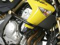 ヘプコ&ベッカー 正規品 エンジンガード Kawasaki ER-6N('09-'11) ブラック