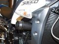 metisse ダンパー内蔵クラッシュパッド X-Pad Triumph SpeedTriple