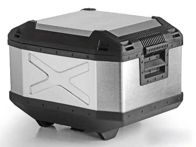 ヘプコ&ベッカー 正規品 トップケース エクスプローラー Xplorer TC45 シルバー