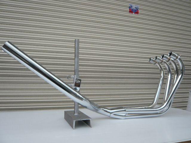 Z400GP ファクトリーミドル管 50.8π メッキ