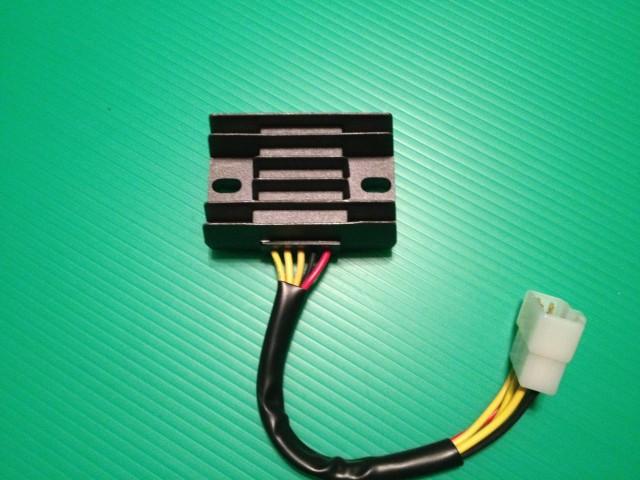 GSX400インパルス レギュレター