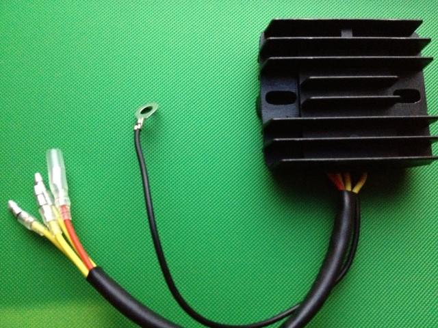 GS400 レギュレター