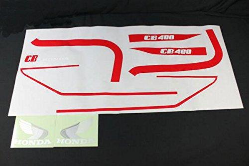 CB400SF CBXタイプ 青白タイプラインステッカーセット