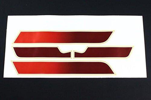 Z400FX E4 タイプ ラインステッカー セット