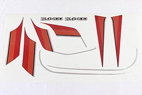 XJ400 純正タイプ ラインステッカー セット