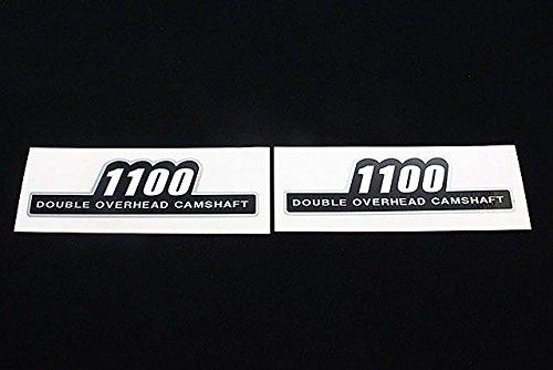 ゼファー1100 サイドカバー ステッカー