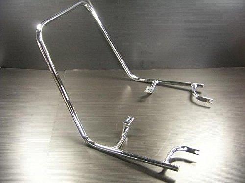 GSX400 インパルス用 メッキロングタンデムバー