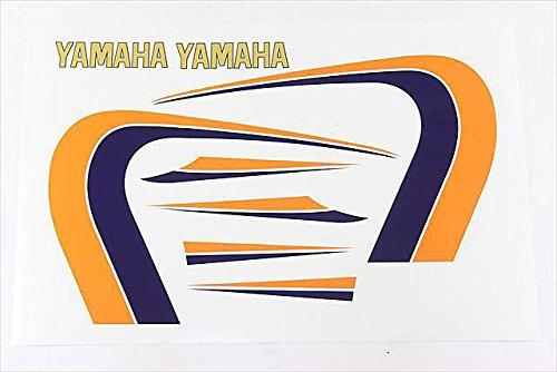 XJR400 YSPラインタイプ ステッカーセット(~97年)