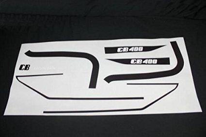 CB400SF CBXタイプ 赤白タイプラインステッカーセット