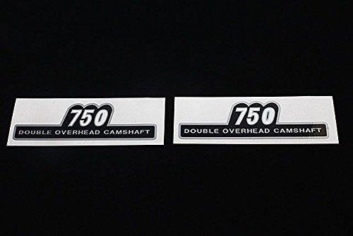 ゼファー750 サイドカバー ステッカー