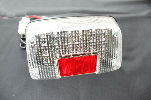 GSX400E ゴキ LEDテールランプ クリアー