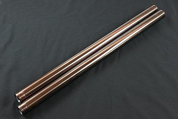 CBX400F インナーチューブ  ブロンズ