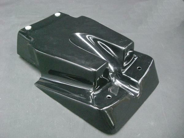 Z400FX FRP製 フェンダーレスキット