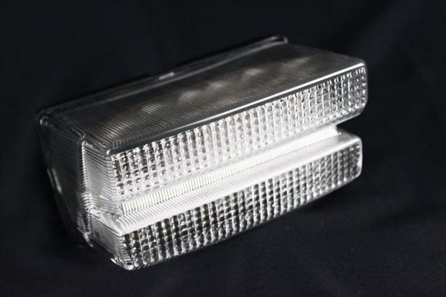 XJR400 LED テールランプ クリアー