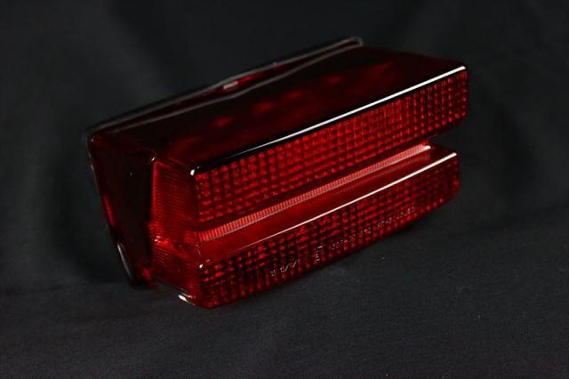 XJR400 LED テールランプ レッド