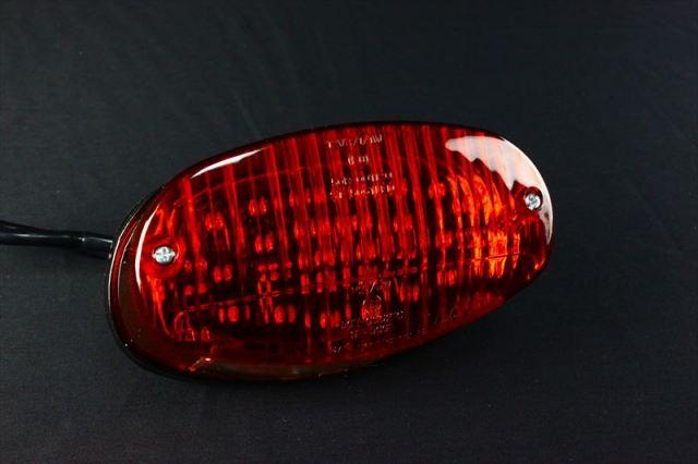 バリオス LED テールランプ レッド