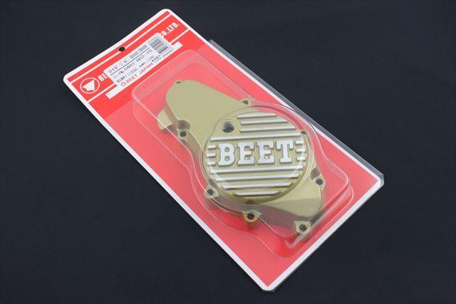 CBX400F/CBR400F  BEET スターターカバー ゴールド