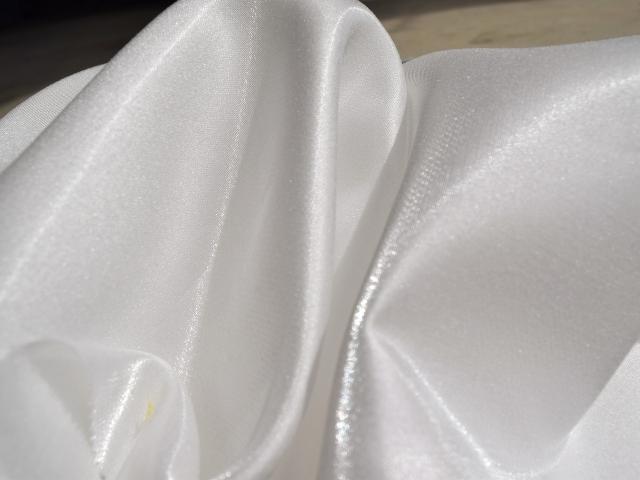ウエディングドレス用広幅生地 CP210【パウダリーサテン】 ポリエステル100% 138cm×58m乱 パザパオリジナル