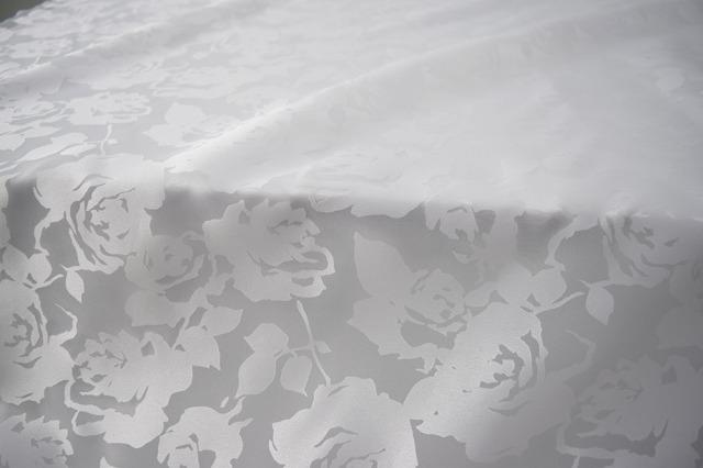 NOP1 【オパールローズ柄】 ポリエステル100% 150cm×50m乱