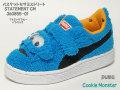 プーマ☆ベビー&キッズ スニーカー【puma】バスケットセサミストリート STATEMENT CM / アトミックブルー×ブラック / 360855-01