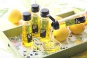 ダブル国産レモンオリーブオイル50ml/コンパクト便