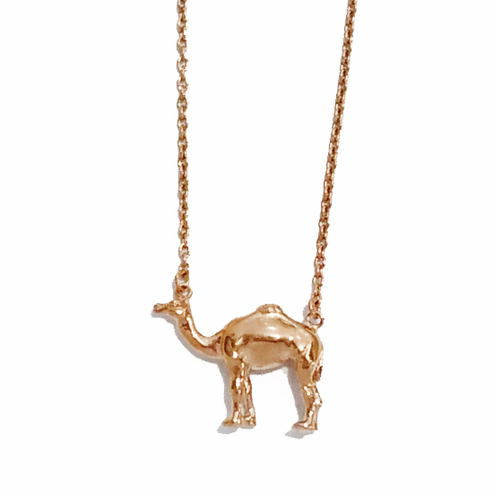 """Zoo ZZZ """"CAMEL"""" ネックレス"""