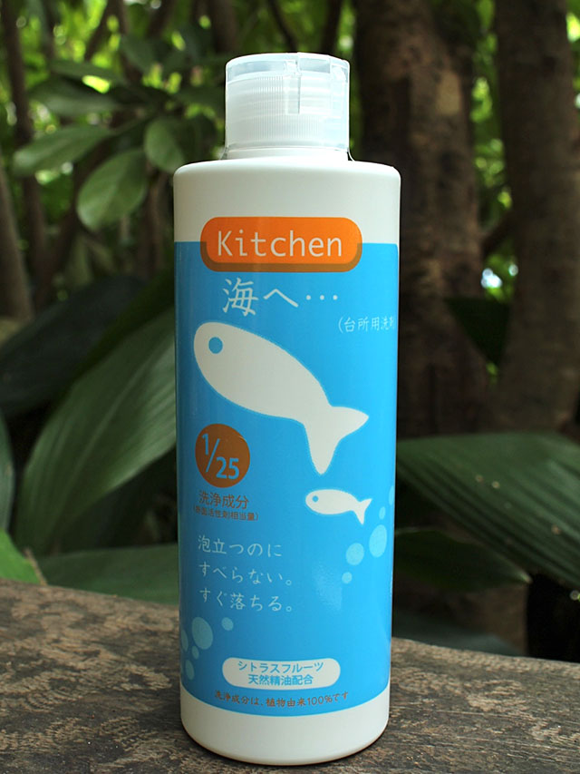 Kitchen 海へ…