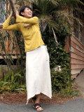 asana 2wayスカート・きなり