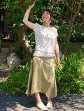 asana 2WAY スカート