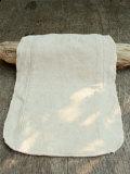 asana 布ナプキン四角形 きなり