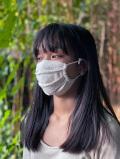 asana HEMP100% シングル 布マスク・きなり