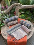 HEMP100% 手織り布