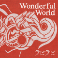 『Wonderful World』RaBiRaBi