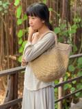 HEMP かぎ編み バッグ