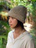 HEMP かぎ編み帽