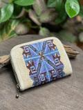 HEMP 手刺繍 財布