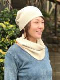 hempThai HEMP100% ニット帽・きなり