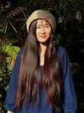 mawa ヘンプウール ベレー帽