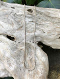 シルバー チェーン・スネーク 41cm