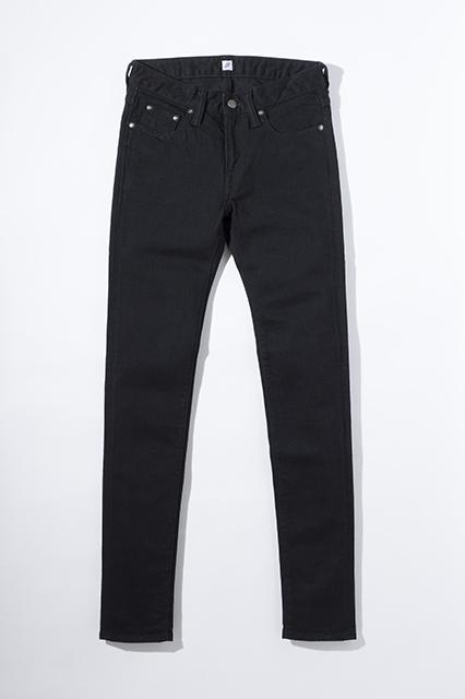 [1069-7-BK] 12oz. Women's Stretch Skinny (Black)