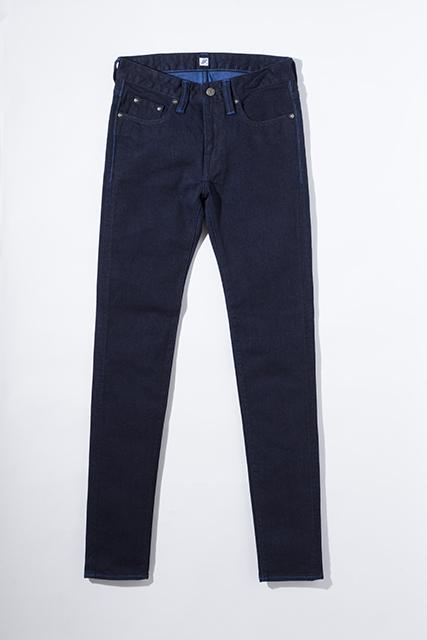 [1069-7-CB] 12oz. Women's Stretch Skinny (Cobalt Blue)