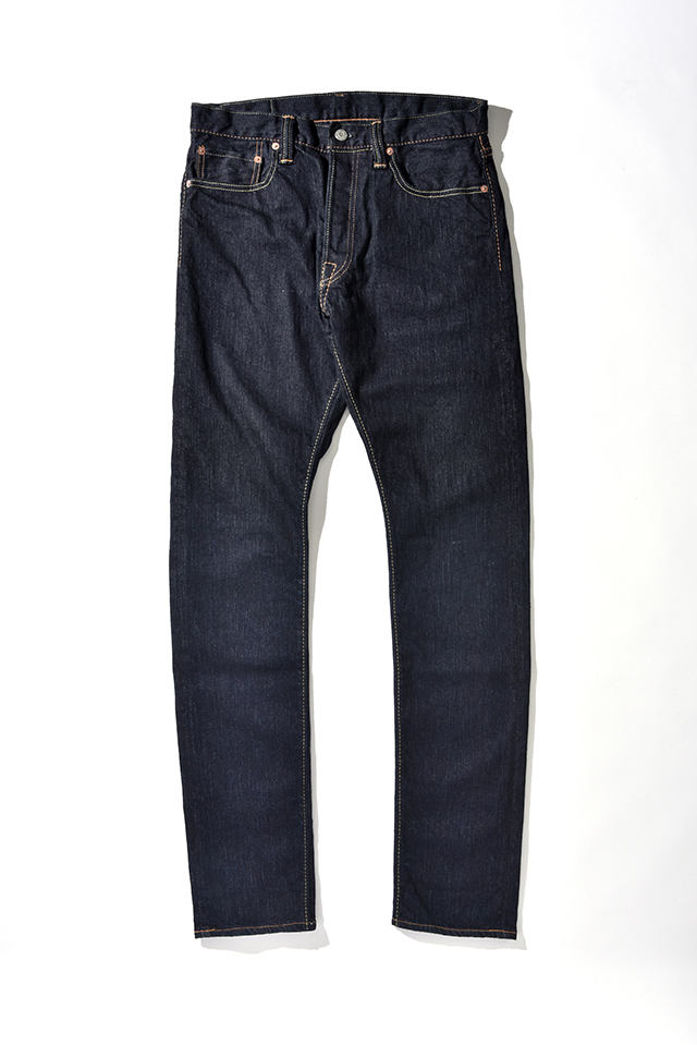 [1161 C#1] 12oz. Indigo Stretch Jeans