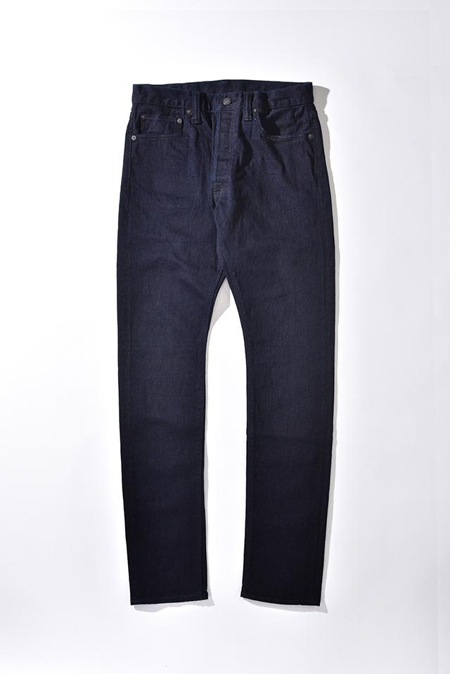 [1161 C#2] 12oz. Double Indigo Stretch Jeans